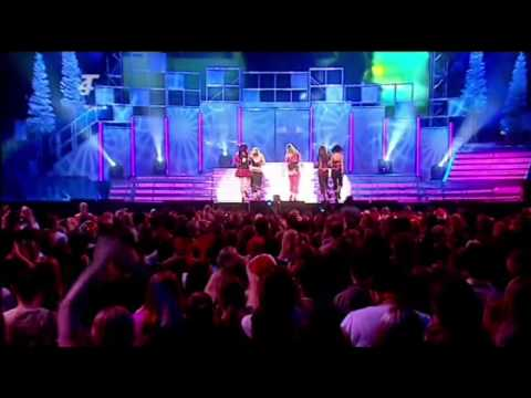 Girls Aloud - Jump (Christmas In Popworld 2003)