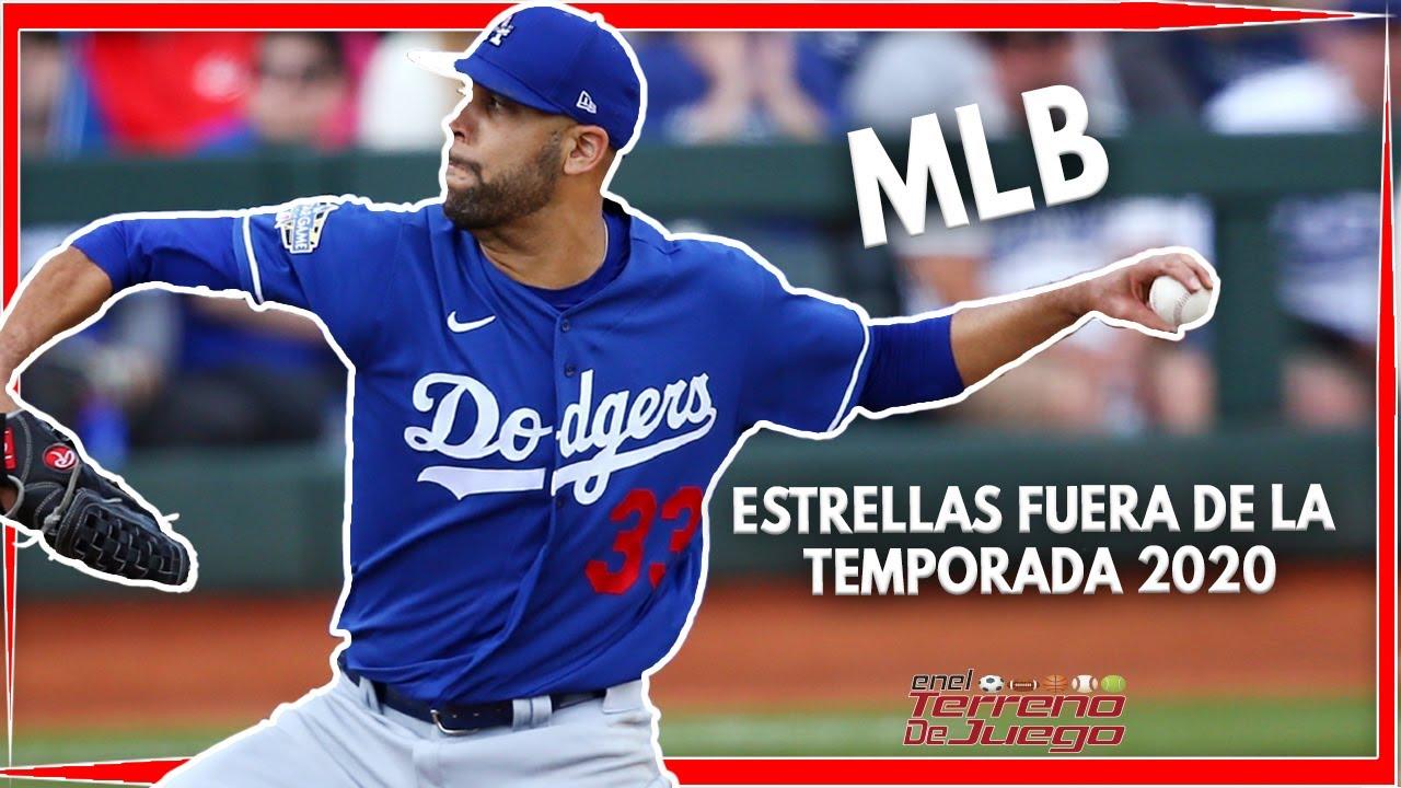 🔥🔥🔥 MLB Estrellas de las GRANDES LIGAS QUE NO JUGARÁN esta temporada 2020 ⚾