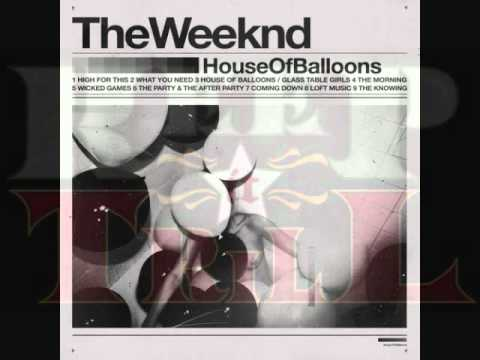 The Weeknd - The Morning (screwed And Chopped)