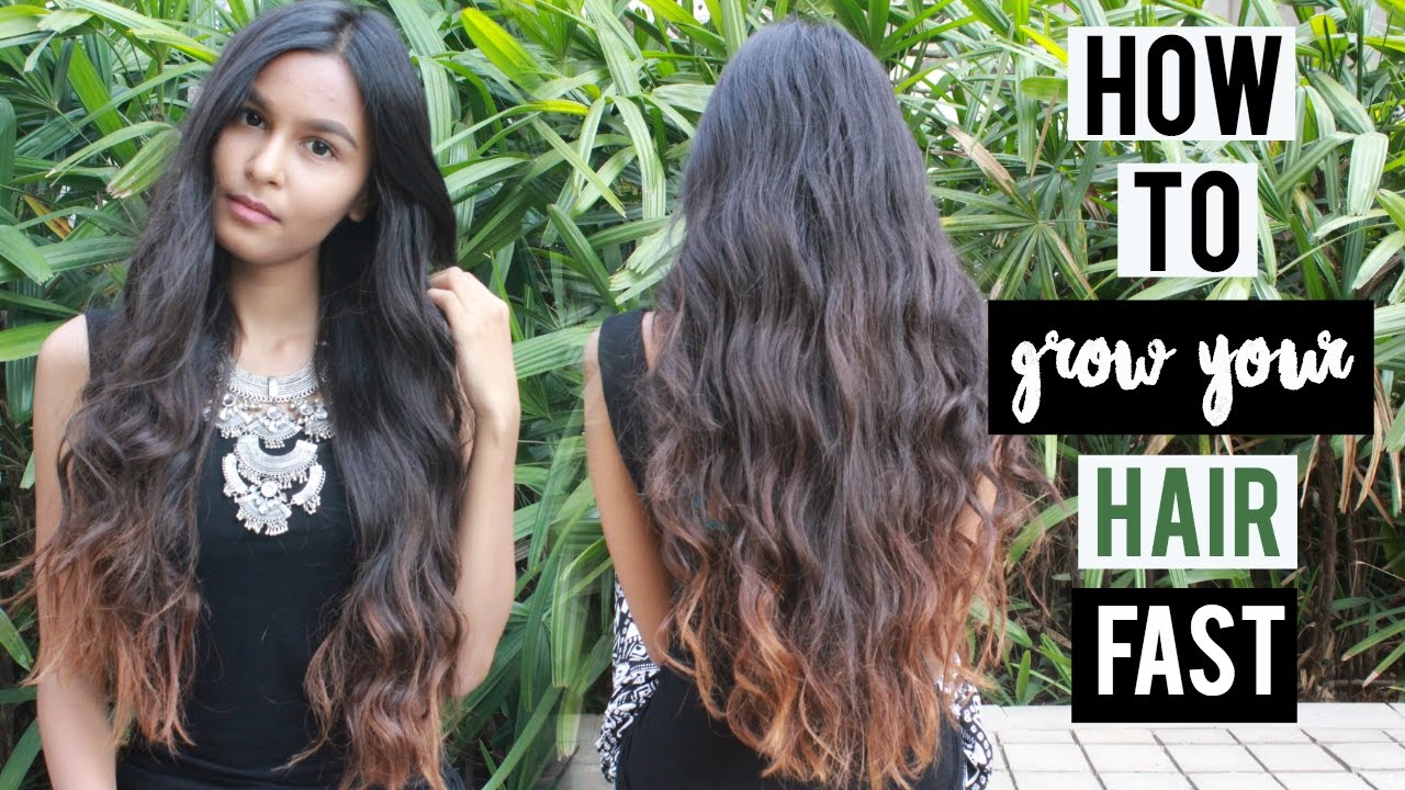 how to grow thick hair again