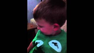Toddler Conversation On The Day-