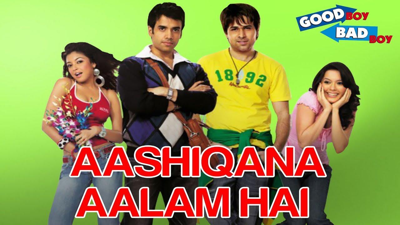 Aashiqana Aalam Hai   Good Boy Bad Boy | Emraan U0026 Tusshar | Himesh, Vinit,  Alka U0026 Sunidhi