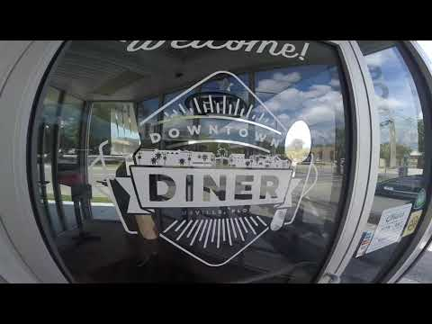 Downtown Diner Titusville, Florida