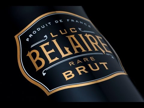 BRUT BELAIRE CLOSER LOOK - NEW RIC ROSS CHAMPAGNE - click image for video