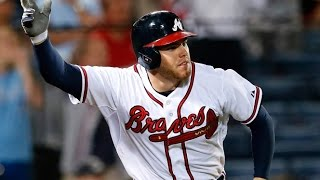 Freddie Freeman Ultimate 2016 Highlights