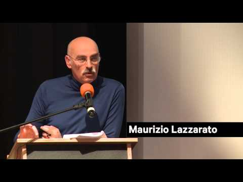 Maurizio Lazzarato - Le capital financier et l'économie de la dette
