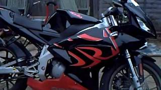 Aprilia RS50 Exhaust Sound