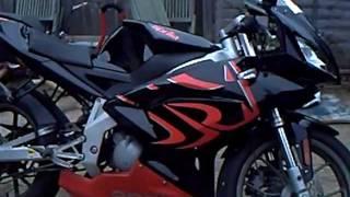 Aprilia RS50 Exhaust Sound