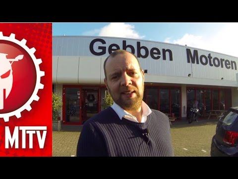 Op bezoek bij Yamaha dealer Gebben Motoren Rogat (Meppel ...