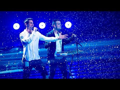 Muri & Mario - To stjerner | Dansk Melodi Grand Prix 2016 | DR1