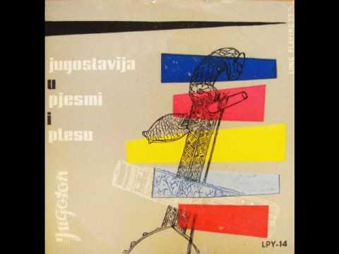 Mirvet Bjelovska i Nar.ork. Radio Skopje - Na kogo e crna zenata