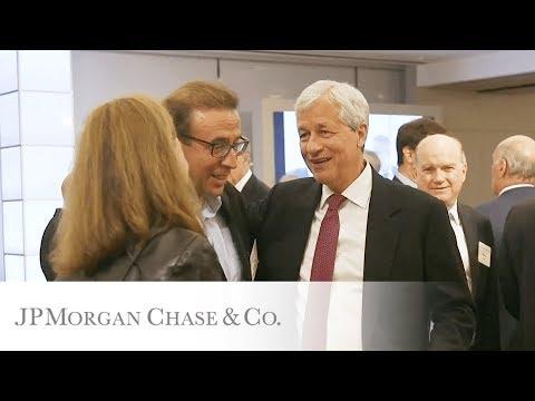 Alumni Reunion In New York City   JPMorgan Chase & Co.