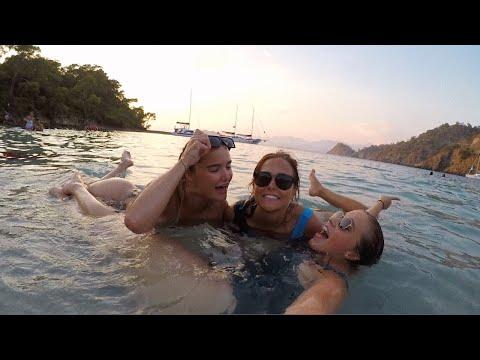 WE WENT ON A GIRLS HOLIDAY!! // TURKEY VLOG 2020 | Adina May