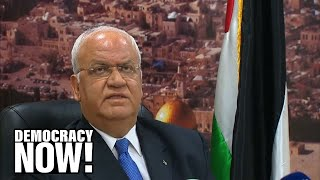 Palestinian Peace Negotiator Saeb Erekat Dies of COVID as Virus Rips Through Occupied Territories
