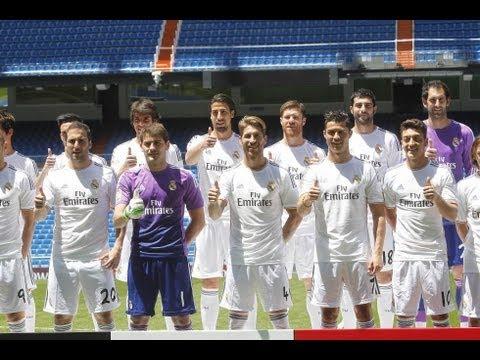FIFA 14 Схема игры за Real Madrid
