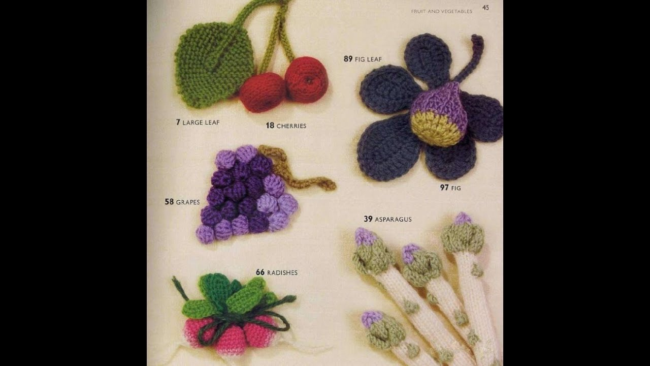 Free English Crochet Patterns| for up to 100 |crochet flowers free ...