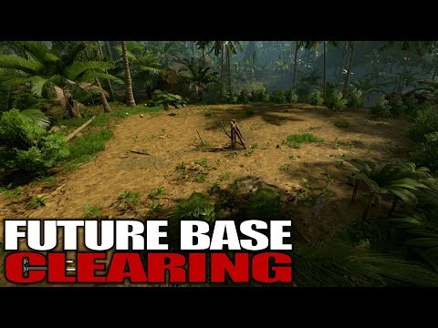 FUTURE BASE CLEARING | Green Hell | Let's Play Gameplay | S01E40