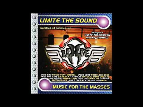 LIMITE THE SOUND - MUSIC FOR THE MASSES VOL.1 DJ CHUMI 1999