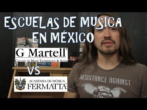 ESCUELAS DE MÚSICA EN MÉXICO: MI OPINIÓN