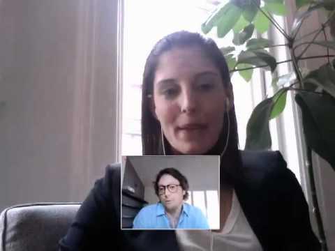 SKYPE A FOUNDER #1: Foodspotting Co-Founder Soraya Darabi - TechBerlin ITV
