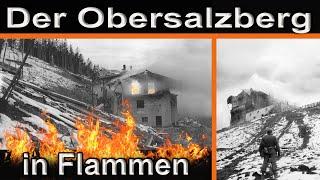 ADOLF HITLER UND DER OBERSALZBERG - DER BERG IM BOMBENHAGEL - die Kriegszeit || Dokumentation