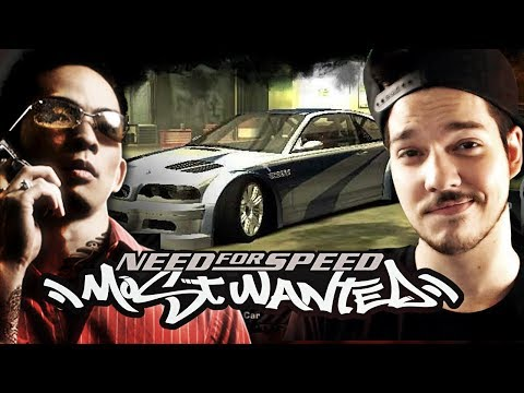NEED FOR SPEED MOST WANTED - A HORA DO SONNY RIVAL #15