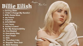 BillieEilish - HappierThanEver (New Albums 2021) Best Songs Collection 2021 - Greatest Hits