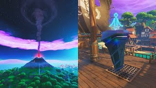 "Fortnite Loot Lake Event Live ""Fortnite Volcano Event Live"" (Fortnite Nexus - Fortnite Live Event)"