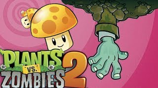 Plants vs. Zombies™ 2 - PopCap Dark Ages Night 9 Walkthrough