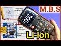 RM409b Питание от Li-Ion аккумулятора ДОРАБОТКА мультиметра Richmeters