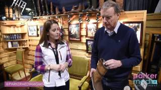 Daily Chat at #TIBS2017 - Dubarry of Ireland