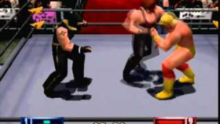 WCW NWO Revenge Gameplay