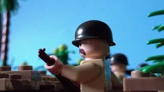 Лего 2 мировая война  (ЛЕГО АНИМАЦИЯ)