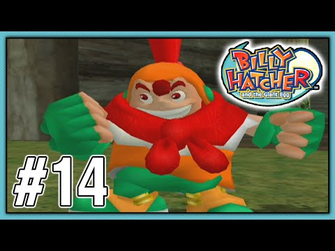 Billy Hatcher and the Giant Egg - Episode 14
