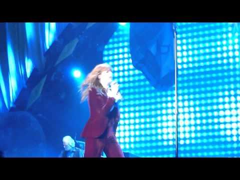 The Rolling Stones feat Florence Welch - Gimme Shelter - O2 London, 29 Nov 2012