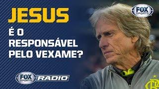 JORGE JESUS É O RESPONSÁVEL? FOX Sports Radio debate sobre a derrota do Flamengo na Libertadores