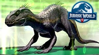 UNLOCKING INDORAPTOR!!! - Jurassic World Alive | Ep25 ( Jurassic GO )