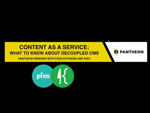Content as a Service: What to know about decoupled CMS
