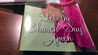 ✅  Let The Church Say Amen by Reshonda Tate Billingsley Book Review