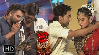 Dhee Jodi | 21st December 2016 | Full Episode | ETV Telugu