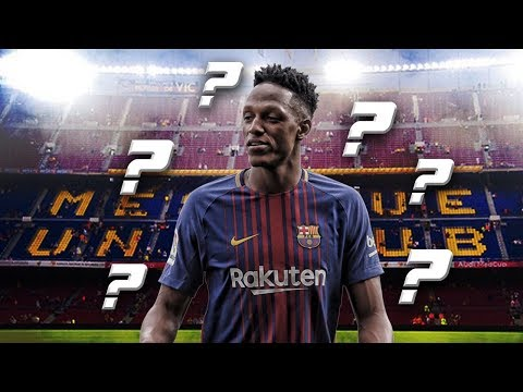 Who will play at centre-back for Barcelona against Getafe? thumbnail