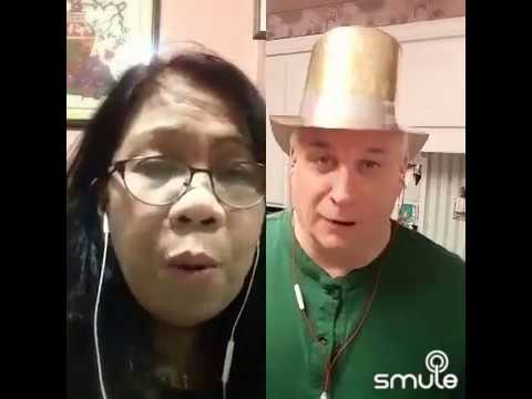 From This Moment - singing with KK_Mike_Anderson + _T3_Agnes0820 in SMULE...Join Karaoke Kash Club!