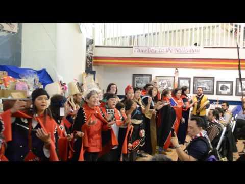 Tlingit Potlatch Ceremony