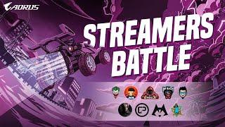 Rocket League - Aorus Streamers Battle 4 - Winner gets to do Giveaway