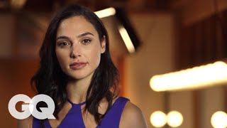 connectYoutube - Galsplaining with Gal Gadot | GQ