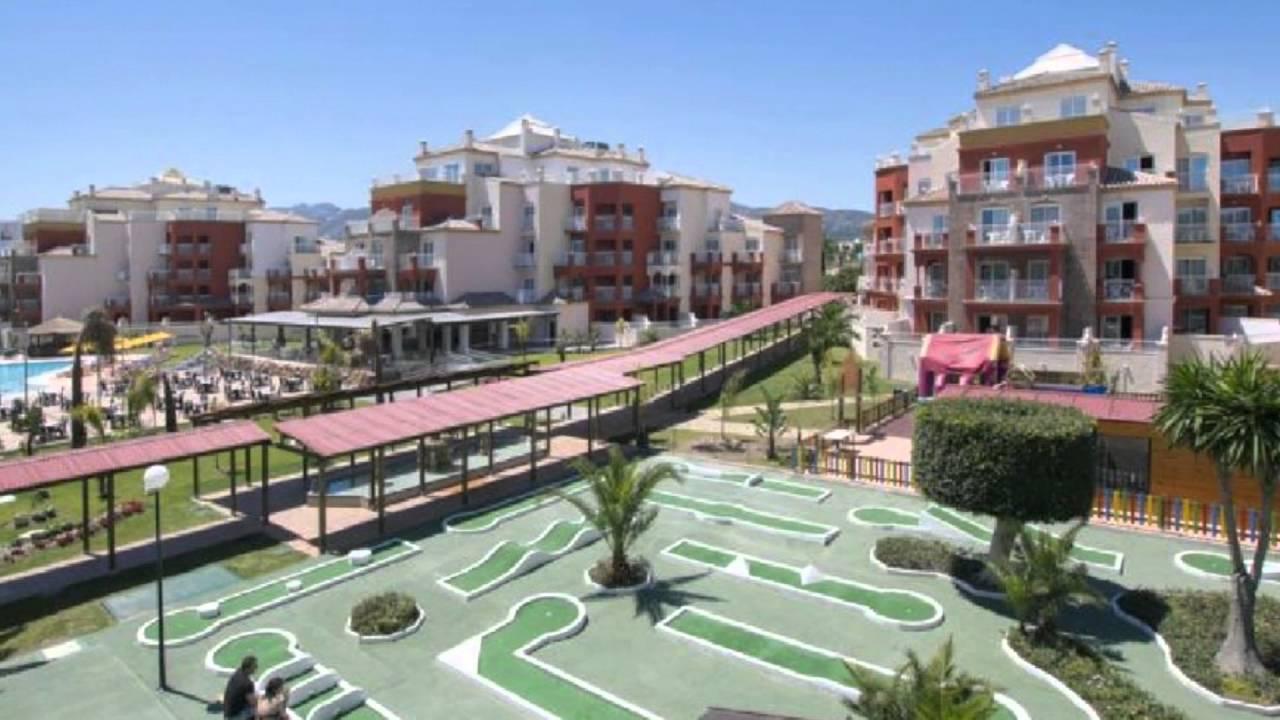 Hotel pueblo camino real torremolinos espa a youtube for Hotel kristal torremolinos piscina