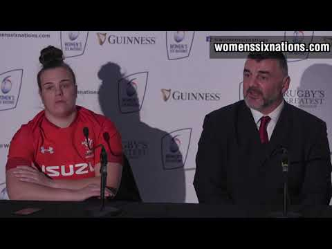 Women's Press Conference | Women's Six Nations