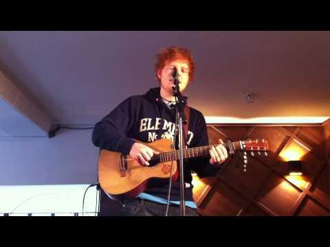 Ed Sheeran in sweden