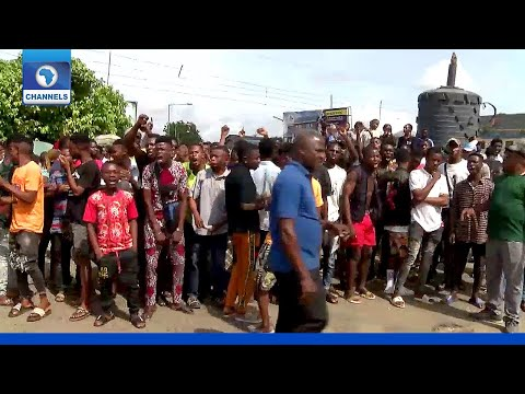 Cross River University Students Protest Killing Of Colleague
