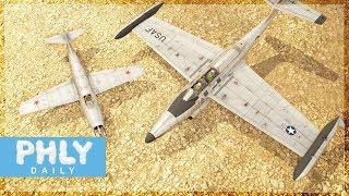 100% UGLIEST JET FIGHTER IN GAME   F-89B Rat Nose (War Thunder Jet Gameplay)